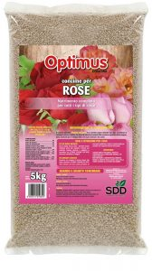 Optimus concime granulare per Rose