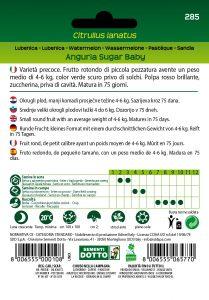 Anguria Sugar Baby