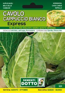 Cavolo Cappuccio Bianco Express
