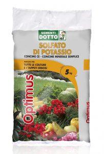 Optimus Solfato di Potassio