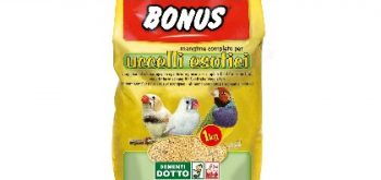 Bonus SD7 Special Uccelli Esotici