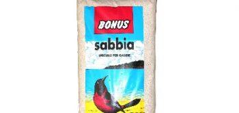 Sabbia Igienica per Uccellini