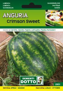 Anguria Crimson Sweet