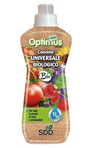 Concime universale biologico Optimus