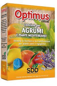 Concime granulare per Agrumi Optimus
