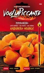 Peperoncino Habanero Orange
