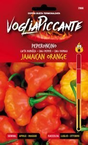 Peperoncino Jamaican Orange