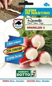 Ravanello Sparkler 3 - Semi in nastro