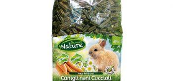Baby Pellet per Conigli Nani Cuccioli Bonus Nature