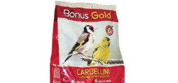 Bonus Gold Mangime per Cardellini e Lucherini