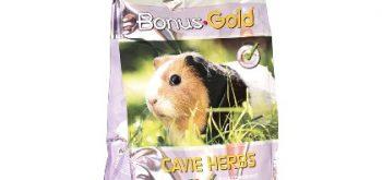 Bonus Gold Mangime per Cavie Herbs