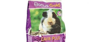 Bonus Gold Mangime per Cavie Plus