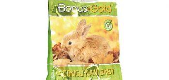 Bonus Gold Mangime per Conigli Nani Baby