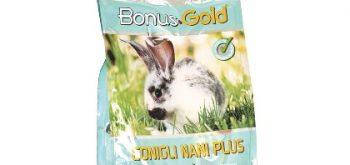Bonus Gold Mangime per Conigli Nani Plus