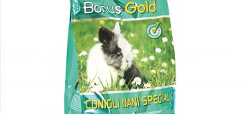 Bonus Gold Mangime per Conigli Nani Special