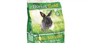 Bonus Gold Mangime per Conigli Nani Herbs