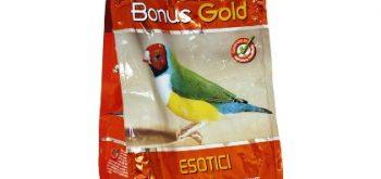 Bonus Gold Mangime per Esotici