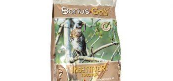 Bonus Gold Mangime per Insettivori - Frugivori