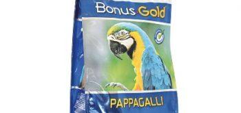 Bonus Gold Mangime per Pappagalli