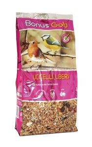 Bonus Gold Mangime per Uccelli Liberi