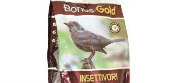 Bonus Gold Mangine per Insettivori