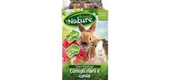 Cuori Snack per Conigli Nani e Cavie