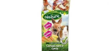Frutta Snack per Conigli Nani e Cavie Bonus Nature