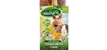 Maxi Stick per Conigli Nani e Cavie Bonus Nature - calendula e malva