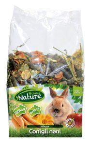 Mix per Conigli Nani Bonus Nature