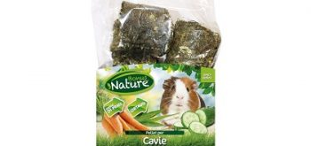 Pellet per Cavie Bonus Nature