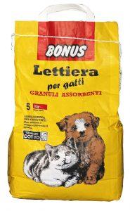Sepiolite per Cani e Gatti Bonus
