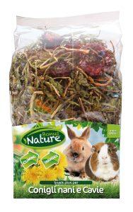 Snack Plus per Conigli Nani e Cavie Bonus Nature