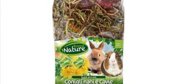 Snack Plus per Coniglie Nani e Cavie Bonus Nature