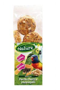 Snack-per-Parrocchetti-e-Pappagalli-Bonus-Nature-papaya-e-arachidi