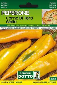 Peperone-Corno-di-Toro-Giallo