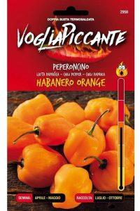 Peperoncino-Habanero-Orange