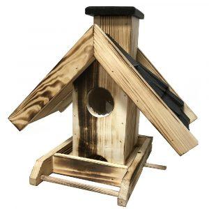 Casetta Villa per uccellini selvatici